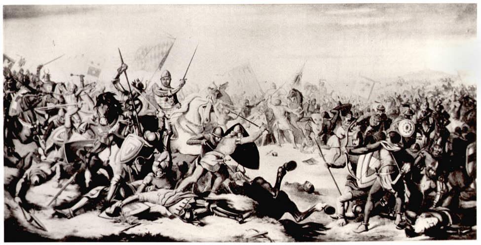 Schlacht Von Gammelsdorf